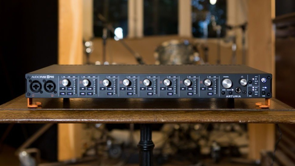 Arturia AudioFuse 8PRE audio interface review