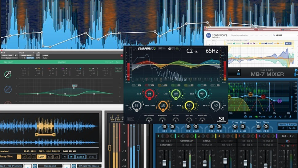 Over 50 plug-ins to make you mixing life easier - Audiofanzine