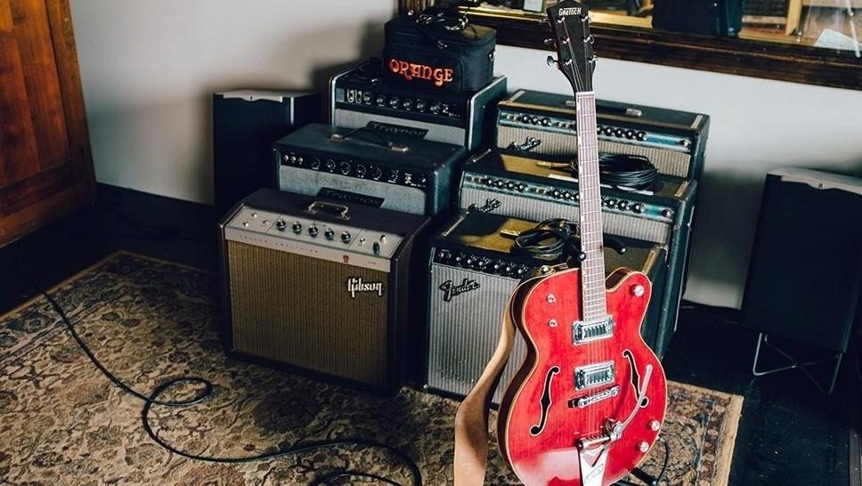 recording electric guitar prerequisites part 1 audiofanzine. Black Bedroom Furniture Sets. Home Design Ideas