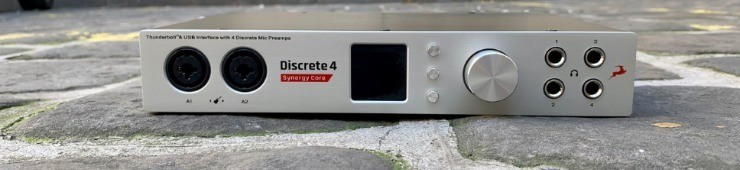 Antelope Discrete 4 Synergy Core review