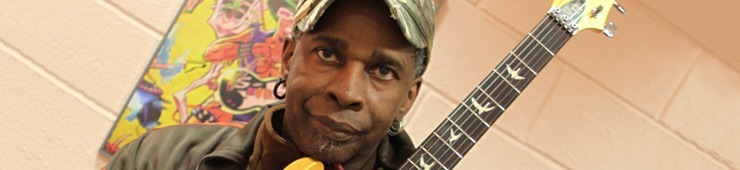 Q&A with Living Colour guitarist Vernon Reid