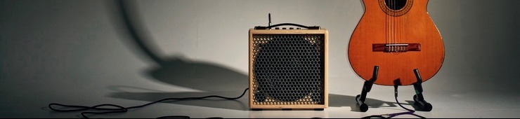 Top acoustic-electric guitar amp brands