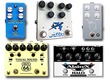 The gritty details on our five favorite overdrive pedals