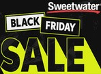 Everyday is Black Friday this week at Sweetwater