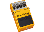 An Overdrive Pedal with a New Look and Feel