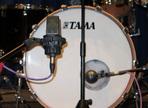 Recording drums — The kick drum (Part 1)