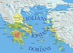 Harmonic rules for the Ionian and Dorian modes