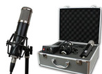 Review of the Lauten Audio LA-320 tube-condenser microphone