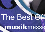 The 10 Top Brands of Musikmesse 2014