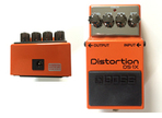 Boss reinvents the DS distortion pedal