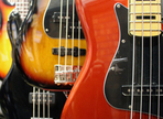 The community's favorite electric bass guitars
