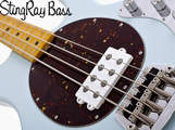 MusicMan Classic Stingray 4 Mini-Review