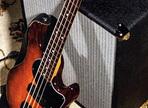 Recording a bass amp