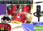Minimize Drum Bleed in Your Home Studio