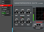 Enhancing Percussive Elements with a Noise Gate