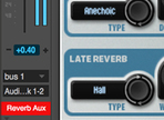 Choosing Reverb Sounds