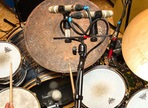 Recording drums — Overheads and the ORTF technique