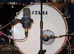 Recording drums — The kick drum (Part 1)