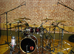 Recording drums — Overheads and the A-B technique