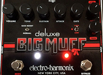 A review of the Electro-Harmonix Deluxe Big Muff Pi