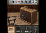 A review of the Universal Audio Fender '55 Tweed Deluxe plug-in