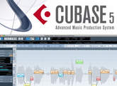 Steinberg Cubase 5: Take Five