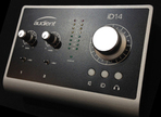 Review of the Audient iD14 USB audio interface