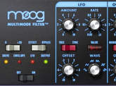 Universal Audio - Moog Multimode Filter: The Test
