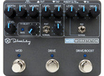 A review of the Keeley Mod Workstation pedal