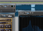 How to use harmonic distortion in a mix