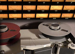 A Studio Where Tape is Still King