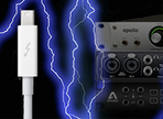 Thunderbolt technology could supercharge your studio