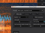 A noise-removal tutorial with the Spectral Repair Module in iZotope RX