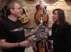 Video: Audiofanzine Visits D'Angelico Guitars