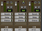 The Relationship Between Reverb and Delay