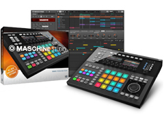 Native Instruments Maschine Studio and Maschine 2.0 Review