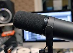 Talking mics