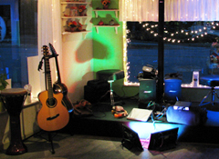 Avoiding Feedback with an Acoustic Guitar
