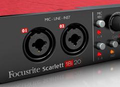 Focusrite Scarlett 18i20 Review