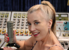 Breaking the rules is standard procedure for producer/engineer Sylvia Massy