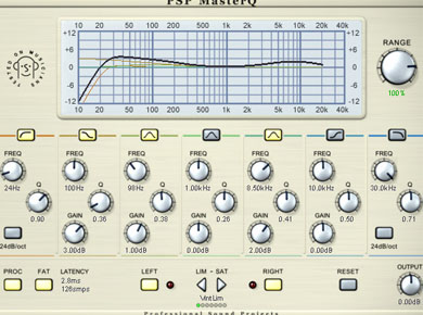 Whether for Recording or Live Performance, the Right EQ is Crucial