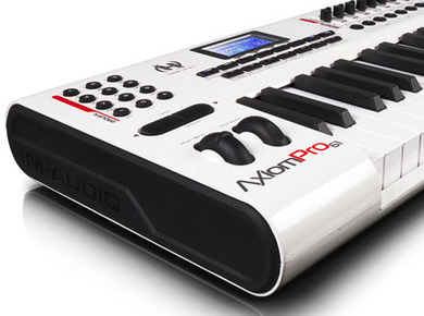 M-Audio Axiom Pro 49 Review