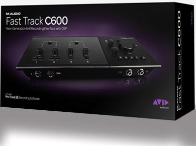 Avid M-Audio C600 Drivers for Windows Mac
