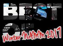 The 30 Hottest Products from the Winter NAMM Show 2017