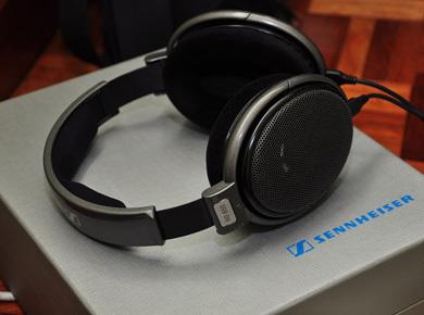 Sennheiser HD650 Mini-Review