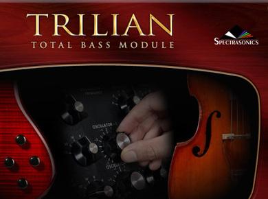Spectrasonics Trilian Software Review