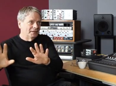 Exclusive Interview with George Massenburg