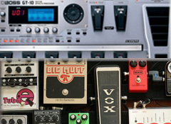 Comparing Both Types of Pedal Setups
