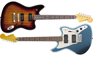 Fender Modern Player Marauder & Jaguar Review