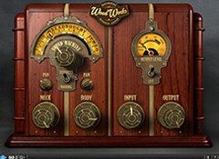 Review of the Universal Audio Sound Machine Wood Works plug-in